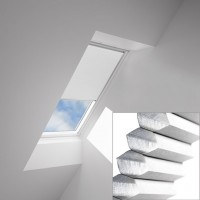 Velux Manual Honeycomb Blind - FHC MK08 image