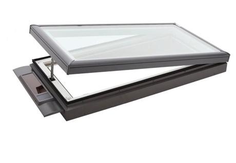 Velux solar skylight vcs 2246 just rite store for Velux solar blind battery