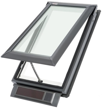 velux vss m04 2004 solar powered skylight a just rite store. Black Bedroom Furniture Sets. Home Design Ideas