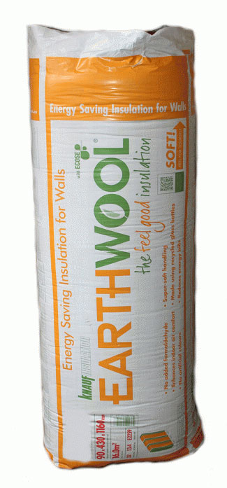 R2 0 Earthwool Batts Insulation Thickness 90mm Just