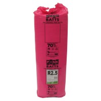 Pink Batts Wall Insulation Batts R2.5 HD - 1160x580x90 image
