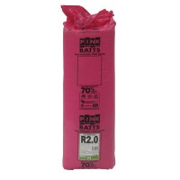 Pink Batts Wall Insulation Batts R2.0 HD - 1160x580x70 image