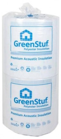 Polyester Greenstuf Sound Solution 580mm Batts  75mmx1160mm image
