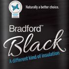 BRADFORD BLACK WALL BATTS - R2.5 - 570 X 1160 X 90MM  image