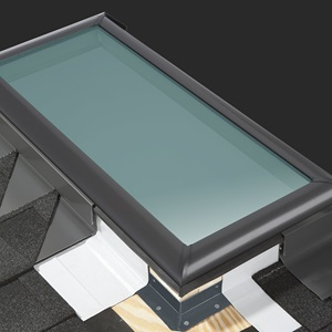 velux flashing for sk06 to suite slate shingle roof types just rite store. Black Bedroom Furniture Sets. Home Design Ideas