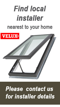 VELUX Find local  installer