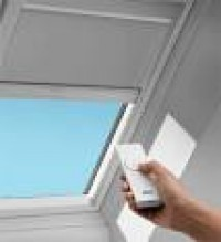 Velux Electric Blockout Blind - DMH C04 image