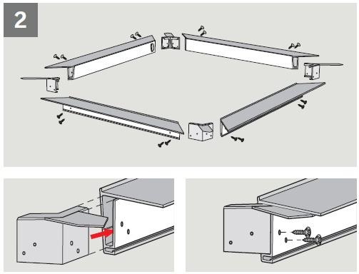 Fcm 2222 solar blockout blind dsc 2222 just rite store for Velux solar blinds installation instructions